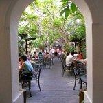 Gateway to historic Melaka!