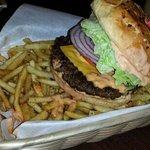 awful awful burger & fries