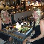 Best restaurant in Marmaris! two lovely Norwegian girls x