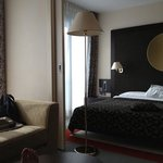 A kingsize suite