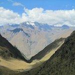 Inca Trail Summit