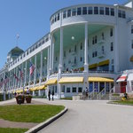 Sadie's is at the top of the hill at the Grand Hotel