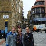 Butler's Wharf - Southeast of Tower Bridge