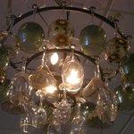 Goblet chandelier