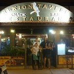 The restaurant Alkion