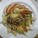 Hünerbrust salat
