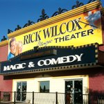 Rick Wilcox Magic Theater