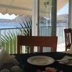 Breakfast/Restaurant view