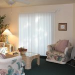 Villa Cottage Living Area