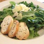 Basil Caesar Salad
