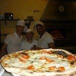 La creazione dello staff pizzeria