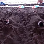 10-15 min sand bath experience