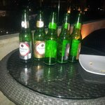 Cerveja incluida no Club Premium!!!