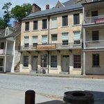 Harpers Ferry village