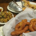 Heart attack, fried food extravaganza!