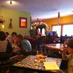 Dining at the Oaxaca Grill