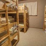 6 ppl mix dormitory