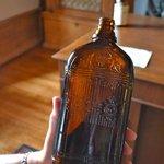 Bottle design used during Prohibition