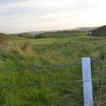 Cruden Bay 4th Green Par 3