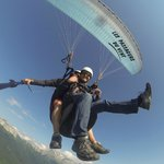 帆伞与滑翔伞