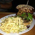 The Kobe Burger