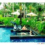 Amazing pools at this resort