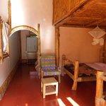 Inside  Staired Banda