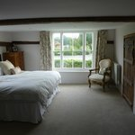 Topsy Turvy Bedroom