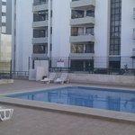 Algamar Pool Area