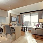 Two Bedroom Suite : Living Space