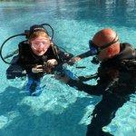 Delphinus Diving School Foto