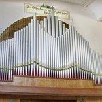 Swellendam NG Kerk organ pipes