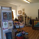Great crafting and quilting stop!
