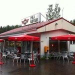 American style diner near Lahti
