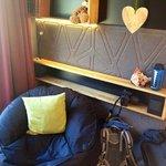 Sitzeckebim Doppelzimmer