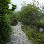 The path to Easedale Tarn