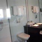 "Bathroom in ""Design"" room"