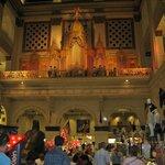 Diese Orgel krönt das Shopping
