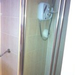 Power shower which had good water pressure