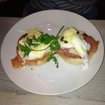 Eggs Royale - yummy