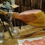 Ham Carving event