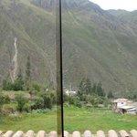 con vista al valle