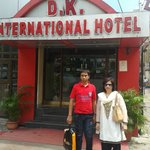 D.K International Hotel