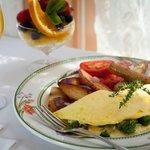 Hearty Country Breakfast