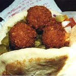 falafel itself