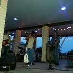 live music summer night blues