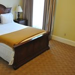 All of our bedrooms are spacious and comfortable.