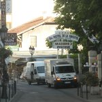Photo de la rue de la Grotte, juin 2012