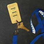Door key ... a