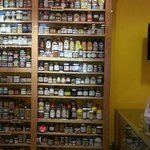 all the mustards made in Wisconsin